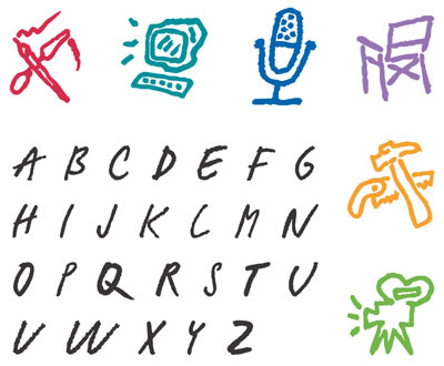 Michaela Letters Michaela Letters Graphis 1